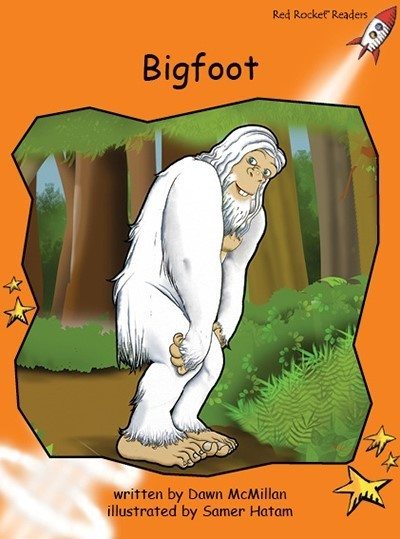 Red Rocket Readers: Fluency Level 1 Fiction Set C: Bigfoot (Reading Level 15/F&P Level H-J)
