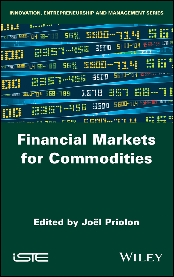 Financial Markets for Commodities