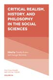 Critical Realism, History, and Philosophy in the Social Sciences