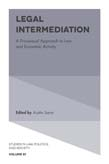 Legal Intermediation: A Processual Approach to Law and Economic Activity