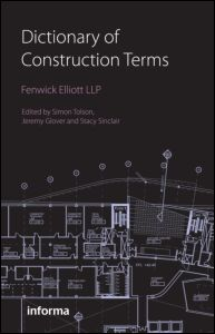 Dictionary of Construction Terms