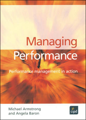 Managing Performance : Performance management in action
