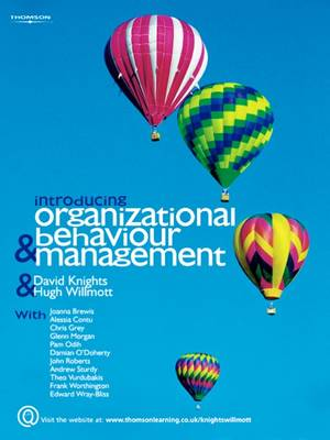 Introducing Organisational Behaviour and Management