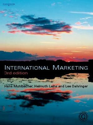 International Marketing : A Global Perspective
