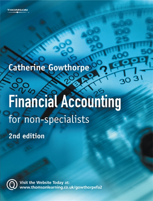 Financial Accounting : For Non Specialists