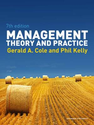 Management : Theory and Practice