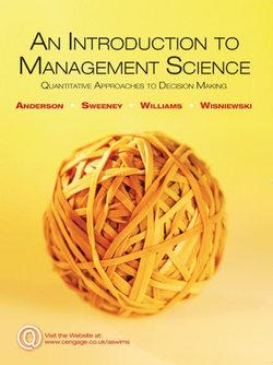 Introduction to Management Science : Quantitative Approaches to Decision Making