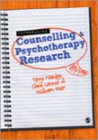 Introducing Counselling and Psychotherapy Research
