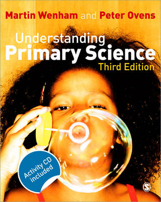 Understanding Primary Science (With CD-ROM) 3ed