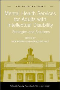 Mental Health Services for Adults with Intellectual Disability