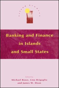 Banking and Finance in Islands and Small States