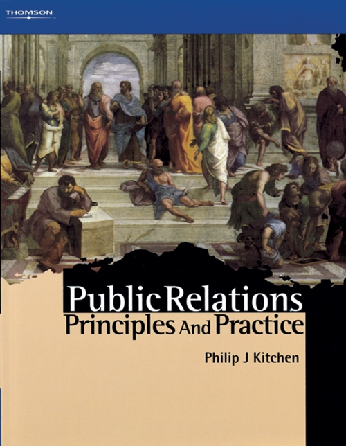 Public Relations : Principles and Practice