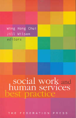 Social Work and Human Services Best Practice