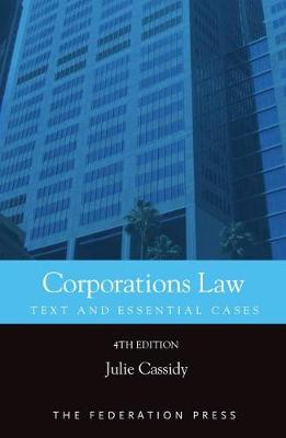 Corporations Law 4th Edition