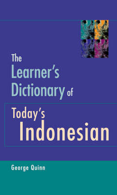 The Learner's Dictionary of Today's Indonesian