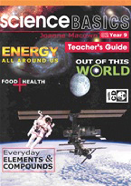 Science Basics Book 2: Teacher Book and CD : Year 9