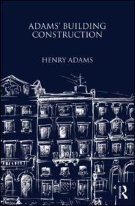 Adams' Building Construction