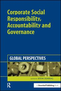Corporate Social Responsibility, Accountability and Governance