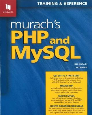 Murach's PHP & MySQL