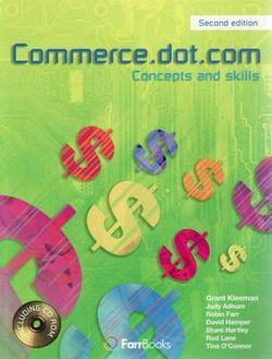 Commerce.dot.com Concepts & Skills Student Book & CD