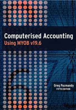 Computerised Accounting using MYOB v19.6