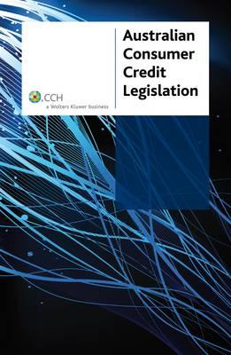 Australian Consumer Credit Legislation