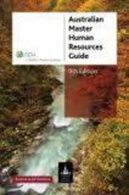 Australian Master HR Guide 9th Edition