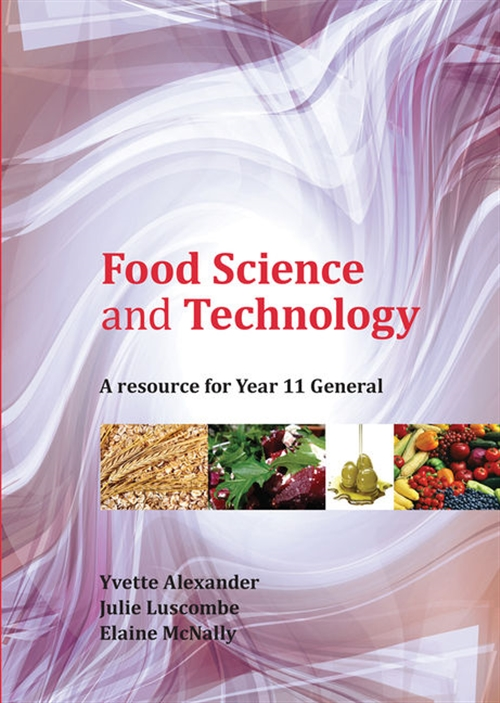 Food Science and Technology: Year 11 General