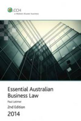 Essential Australian Business Law