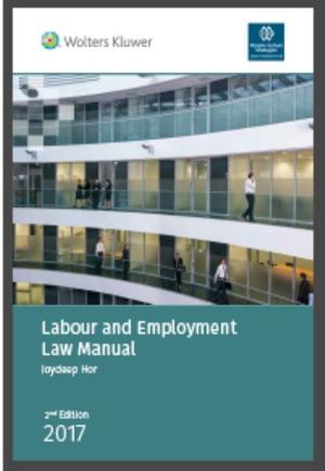 Labour & Employment Law Manual 2017