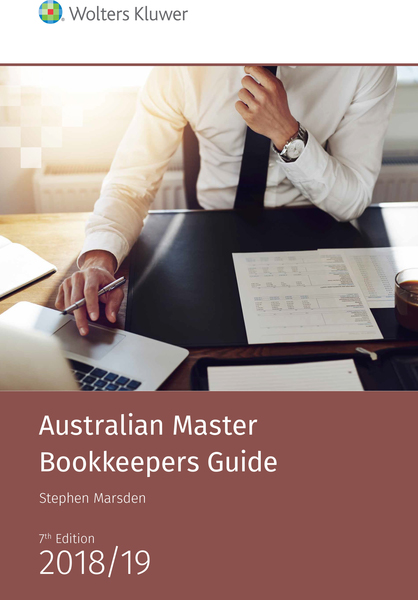 Australian Master Bookkeepers Guide eBook