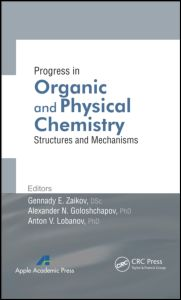 Progress in Organic and Physical Chemistry