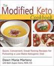 Modified Keto Cookbook: Quick, Convenient Great-Tasting Recipes