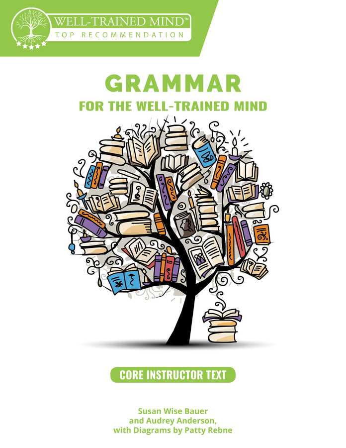 Grammar For The Well-Trained Mind: Core Instructor Text, Years 1 - 4
