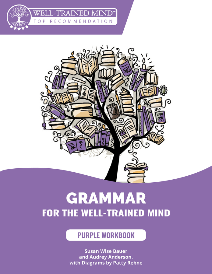 Grammar For The Well-Trained Mind: Student Workbook 1