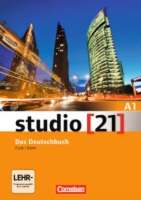 Studio 21: Deutschbuch A1 mit DVD-Rom