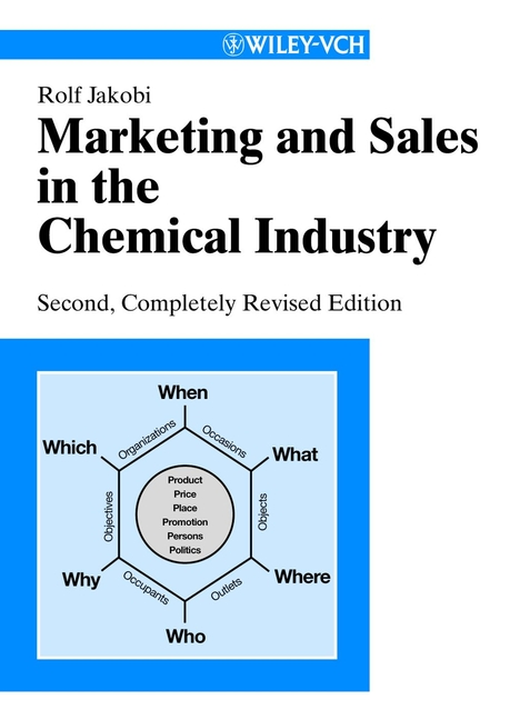 Marketing and Sales in the Chemical Industry