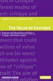 Value of Critique: Exploring the Interrelations of Value, Critique, and Artistic Labour