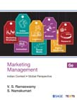 Marketing Management: Indian Context Global Perspective 6ed