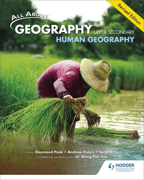 All About Geography: Human Geography Student Book