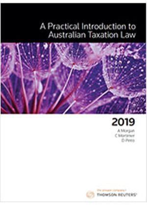 A Practical Intro to Taxation Law 2019
