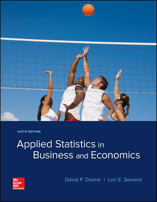 ISE Applied Statistics in Business and Economics