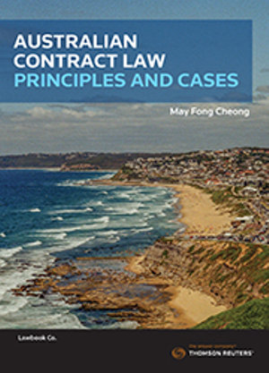 Australian Contract Law: Principles&case