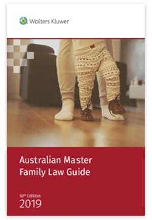 Australian Master Family Law Guide 2019
