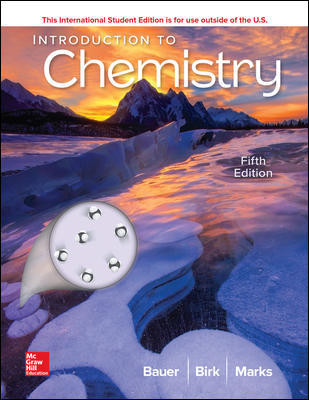 ISE Introduction to Chemistry