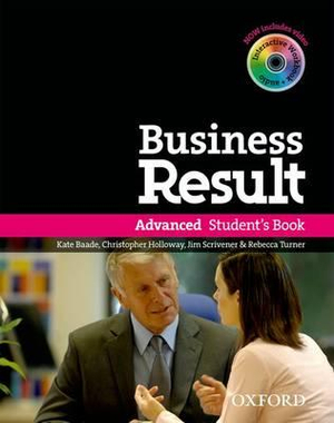 Business Result Advance Student Book & DVD Pack