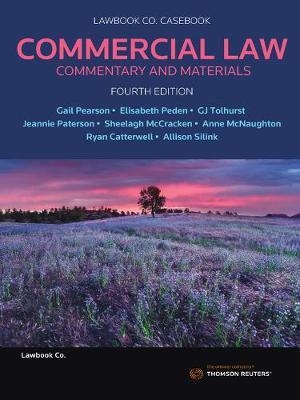 Commercial Law: C&M 4e
