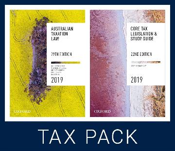 Core Student Tax Pack 2 2019