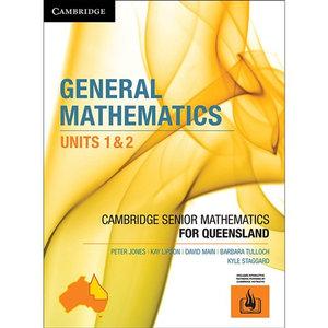 CSM QLD General Mathematics Units 1 and 2