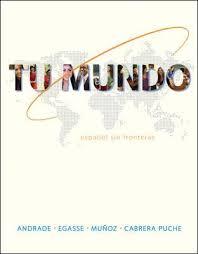 Pack Tu Mundo (includes Connect and Digital WorkBook/Lab Manual)